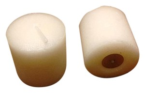 Ivory 10 Hour Votive Candles