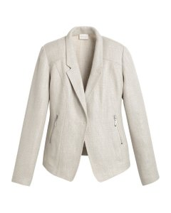 Chico's neutral Jacket
