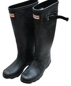 Hunter Black classic finish Boots