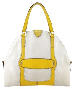 Marc Jacobs Summer Love Tote in Beige and Yellow