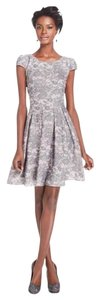 Betsey Johnson Fit & Flare Print Dress