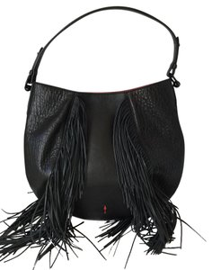 Christian Louboutin Leather Hobo Bag
