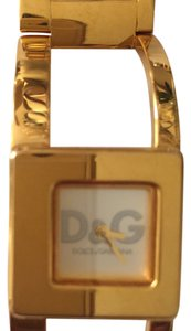Dolce & Gabbana D&G Gold Watch - Excellent Condition!