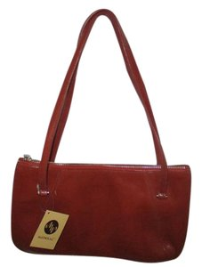Envelope Adobe Shoulder Bag