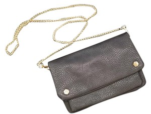 Call It Spring Studded Leopard Gold Chain Cross Body Bag