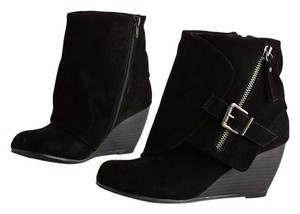 Blowfish Black Boots