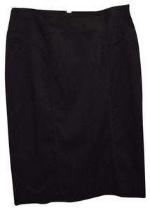 White House | Black Market Skirt Black