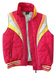 LIGHTNING BOLT 80s Party Ski Vest