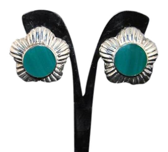 Preload https://img-static.tradesy.com/item/19835779/silver-and-green-signed-n-p-925-sterling-lined-scalloped-edges-onyx-new-earrings-0-1-540-540.jpg