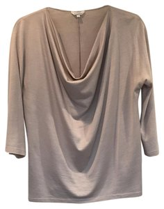 Max Mara Top Light taupe