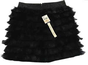 Robbi & Nikki by Robert Rodriguez Mini Skirt Black
