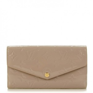 Louis Vuitton Sarah Wallet Vernis