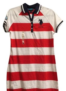 U.S. Polo Assn. short dress on Tradesy