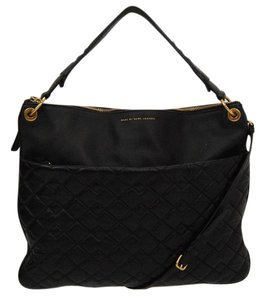 Marc Jacobs Marc By Tread Lightly Leather Multi-color Hobo Bag