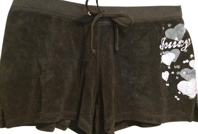 Preload https://item3.tradesy.com/images/juicy-couture-black-activewear-shorts-size-8-m-29-30-1983647-0-0.jpg?width=400&height=650