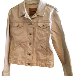 Levi's Tan Womens Jean Jacket