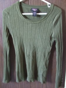 Hooked Up by IOT Fitted Sweater