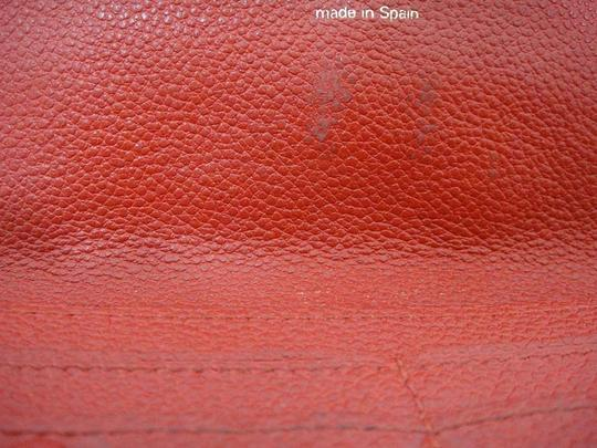 Louis Vuitton Authentic Louis Vuitton Curieuse Cherry Empreinte Leather Wallet Image 5