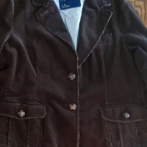 American Eagle Outfitters Brown Blazer