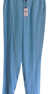 Magaschoni Skinny Pants Parrot blue
