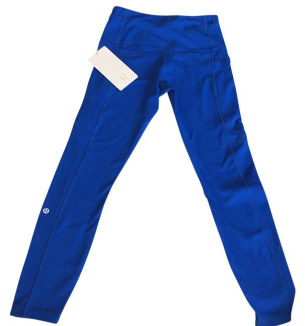 Item - Blue Ice Queen Tight Activewear Size 4 (S)