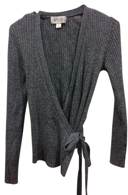 Item - Grey and Black Sweater