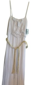 White Maxi Dress by Iz byer California