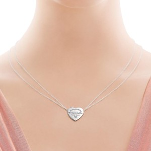 Tiffany & Co. Heart Tag Necklace And Bracelet BRAND NEW!