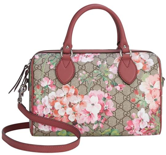 Preload https://img-static.tradesy.com/item/19837085/gucci-boston-bag-blooms-with-strap-satchel-0-4-540-540.jpg