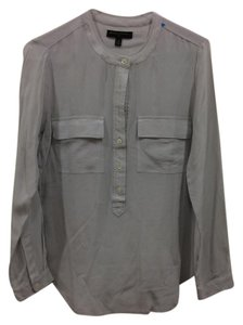 Banana Republic Top grey