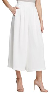 French Connection Crepe Culotte Chic Work Dressy Pants