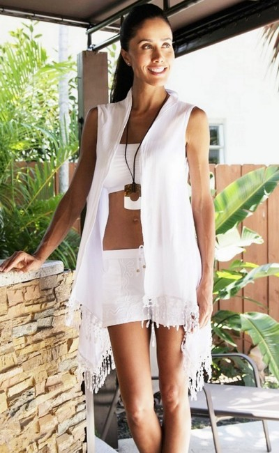 Lirome Sexy Casual Resort Vacation Cardigan Image 7
