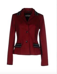 John Galliano red Blazer