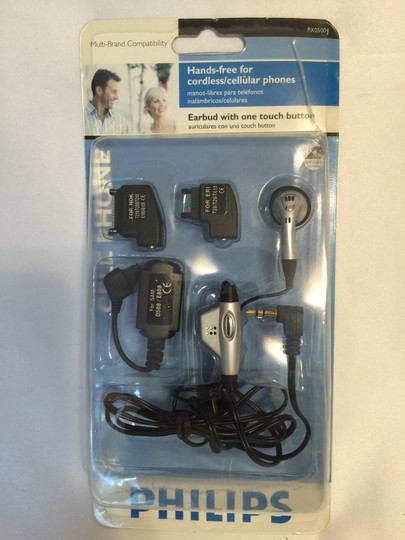 Philips Hands-free for Cordless / Cellular Phones; Multibrand Compatibility by Philips [ Roxanne Anjou Closet ]