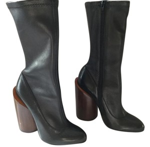 Givenchy Stunning New Never Worn Black Boots