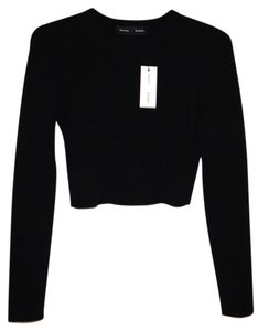Proenza Schouler Cropped Knitted Sweater