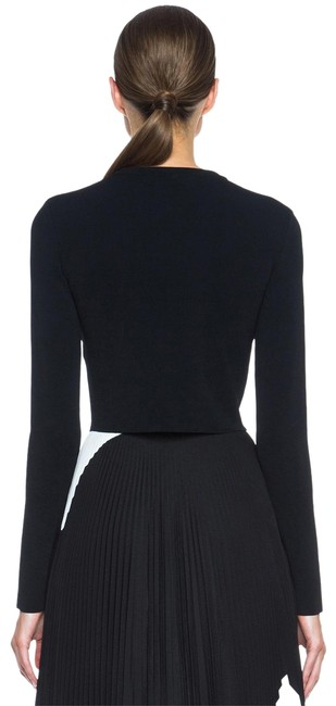 Proenza Schouler Cropped Knitted Sweater Image 9