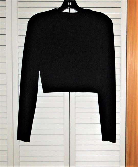 Proenza Schouler Cropped Knitted Sweater Image 3