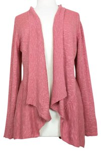 Eileen Fisher Open Front Sweater