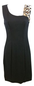 Cache Black Sheath Dress