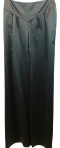LAILAN Wide Leg Black Pants