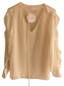 See by Chloé Top Pink ivory