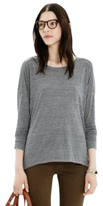 Madewell T Shirt Red, Brown, Purple