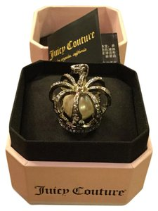 Juicy Couture NWT, Rare, Pearl In Crown Mardi Gras Charm
