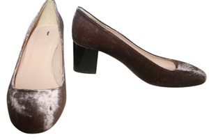 J.Crew Ash Brown Gray Pumps