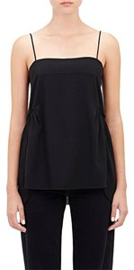 Helmut Lang Silk Night Out Date Night Minimalist Top black