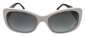 Chanel Black and white CHANEL Sunglasses