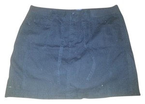 Faded Glory Mini Skirt Blue