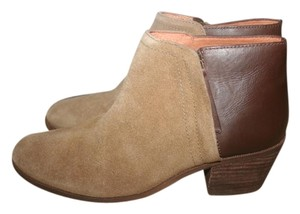 Madewell Cigar Brown Boots
