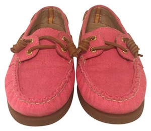 Sperry Hot Pink Flats